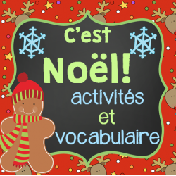 Noël - Activités et vocabulaire