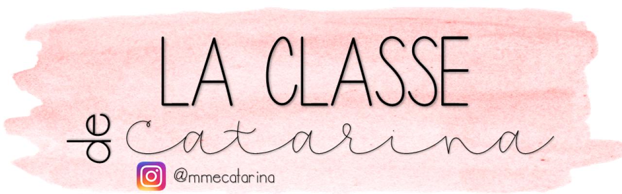 La classe de Catarina