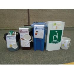 Pancartes pour le tri des déchets