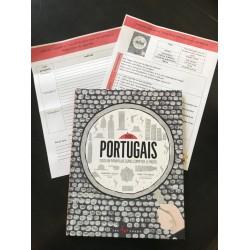 Lecture interactive Trois Portugais