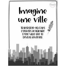 Situation d'écriture - Imagine une ville