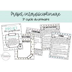 Projet interdisciplinaire - Les Gaspilleurs