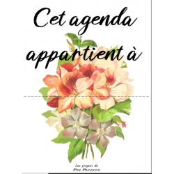 Agenda 2020-2021 COLORÉ