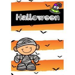 Les mots d'Halloween