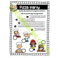Pizza party - Cycle 2 - Interdisciplinaire