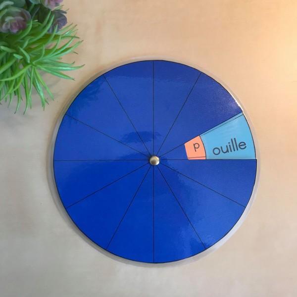 Roulette des diphtongues et graphies complexes