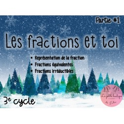 Les fractions & toi #1