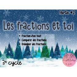 Les fractions et toi #2