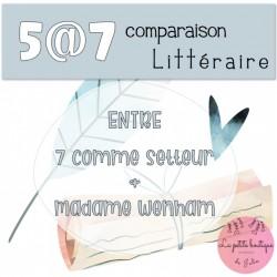 5@7 comparaison Patrick Sénécal