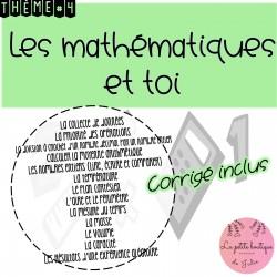 Les mathématiques et toi Thème 4