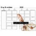 Planificateur version sorcier +5$ Moisson Montréal