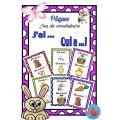 Pâques - kit complète d'activités 60 pages