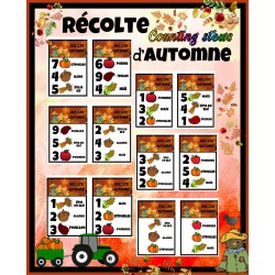 Récolte d'automne (counting stew)