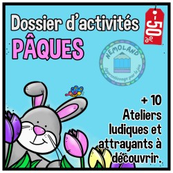 Dossier d'activités Pâques