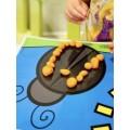 Printemps ~ Coccinelles en pâte à modeler