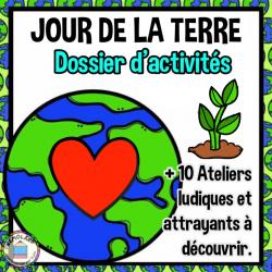 Dossier thématique ~ Jour de la Terre