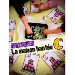 Halloween ~ La maison hantée