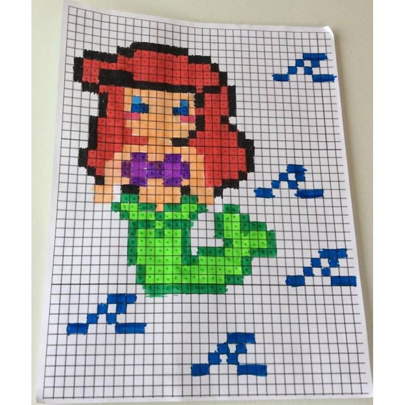Pixel Art Princes Et Princesses
