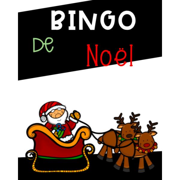BINGO de Noël 2.0