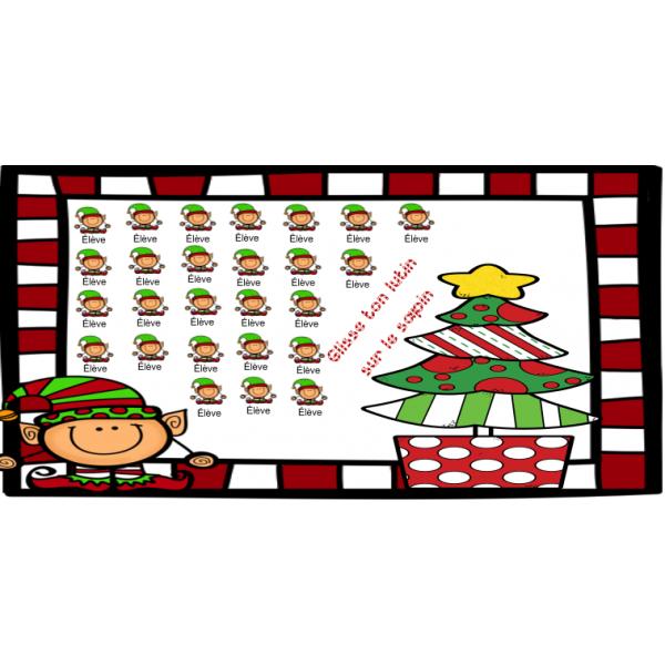 TNI - Présences Noël