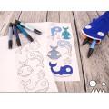 DIY - Les Baleines