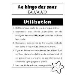 Bingo des sons