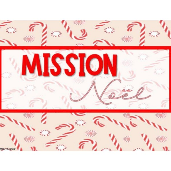 Mission Noël - Expériences Scientifiques