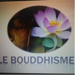 religion islamique et bouddhiste