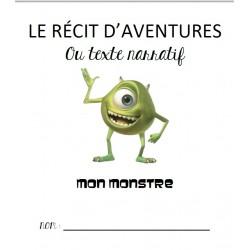 Récit d'aventures : Mon Monstre