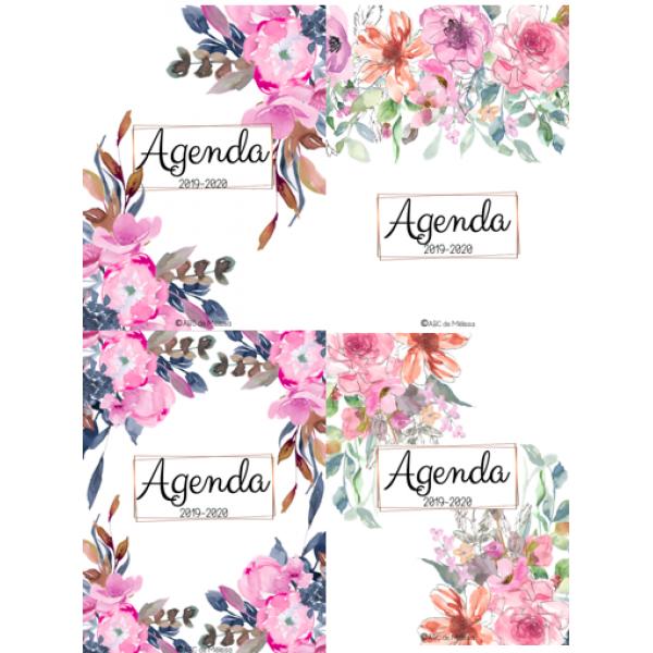 Agenda étudiant 2019-2020