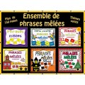 Ensemble - Phrases Mêlées