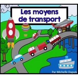 Découvrir les Moyens de transport