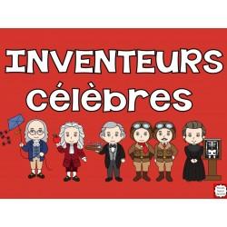 Inventeurs célèbres