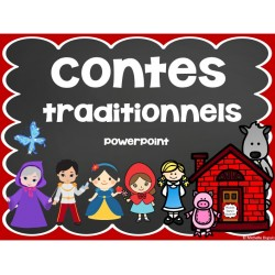 Contes traditionnels - PowerPoint