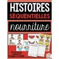 Histoires séquentielles - NOURRITURE