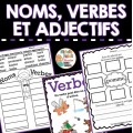 Noms verbes et adjectifs
