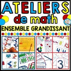 Ateliers de math - Ensemble COMPLET