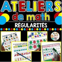 Ateliers de math - Régularités