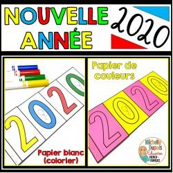 Nouvelle année 2020 - livret de réflexion
