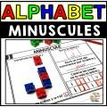 Alphabet - Minuscules