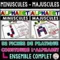 Alphabet - Ensemble complet