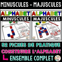 Alphabet - Ensemble complet