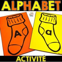 Rentrée Scolaire - Alphabet