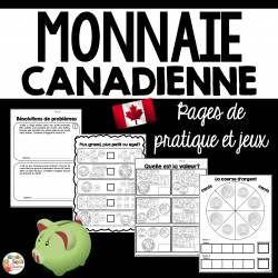 Monnaie canadienne