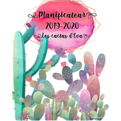 Planificateur 2019-2020 version horaire cycle 10j
