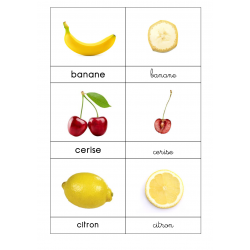 Les Fruits Intérieur/Exterieur