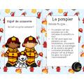 Thème Les pompiers