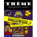 Thème Halloween 2