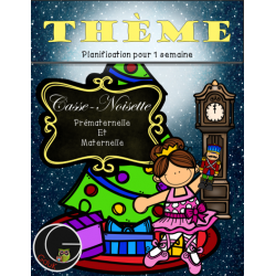 Thème Casse-Noisette