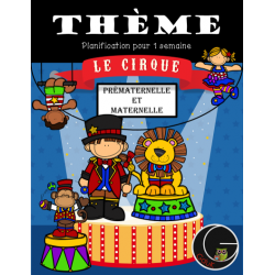 Thème Le Cirque